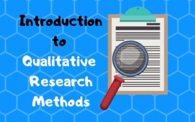 Introduction to Qualitative Research Methods – Trainers Pack