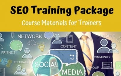 SEO Basics for Beginners Training Course Materials for Trainers