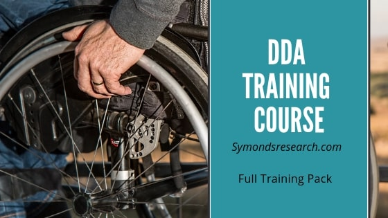 DDA and Disability Etiquette & Access Awareness Training Course
