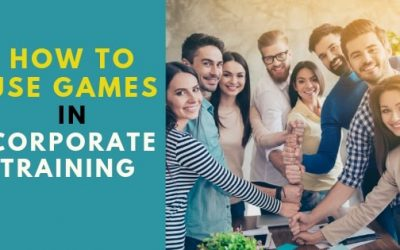 How to Use Games & Activities in Corporate Training Workshops