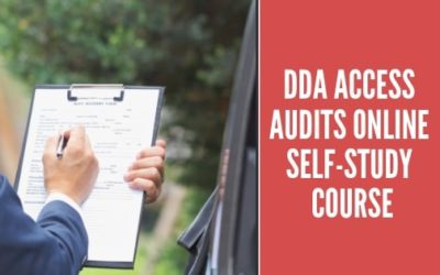 Access Audits & DDA Access Compliance Training