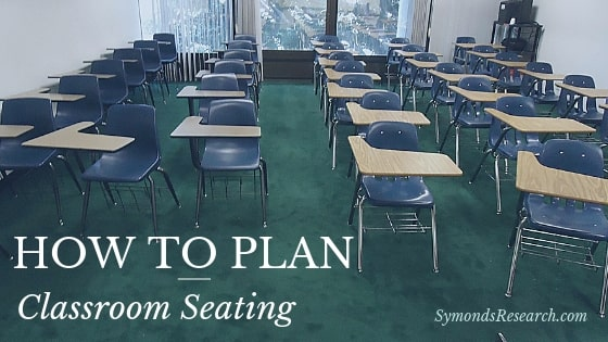 Deciding on the best seating plan for holding workshops