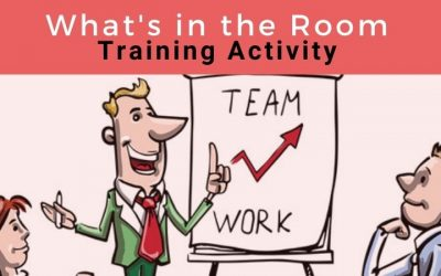 What's in the Room – Free Team Building Activity