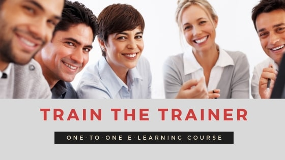 Train the trainer course online to improve teaching and coaching skills.