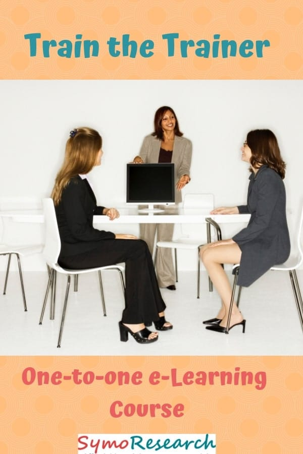 Train the Trainer e-Learning Course