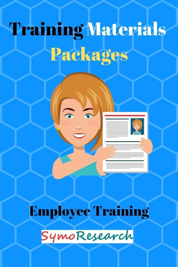 Training course materials for HR trainers, self-employed trainers and CPE staff.