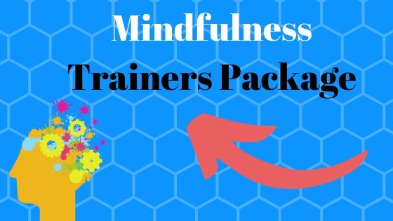 Mindfulness training materials
