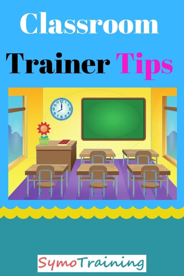 Corporate trainer tips