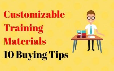 10 Key Tips for Buying Customizable Training Materials