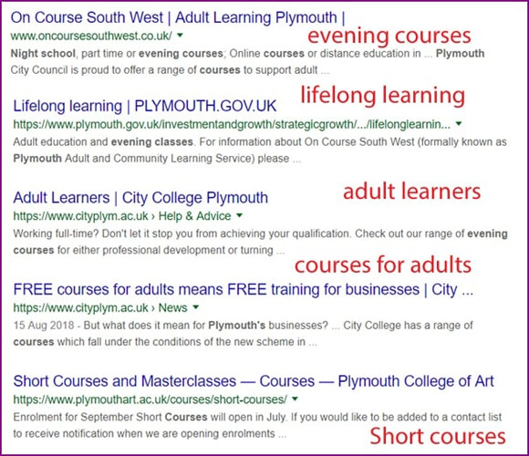 Search results for lifetime learning trainers opportunities