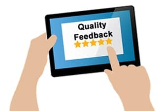 Getting positive student feedback can be essential for trainers
