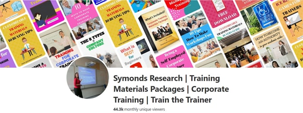 Symonds Research and Training on Pinterest