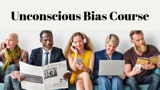 Unconscious bias course and training