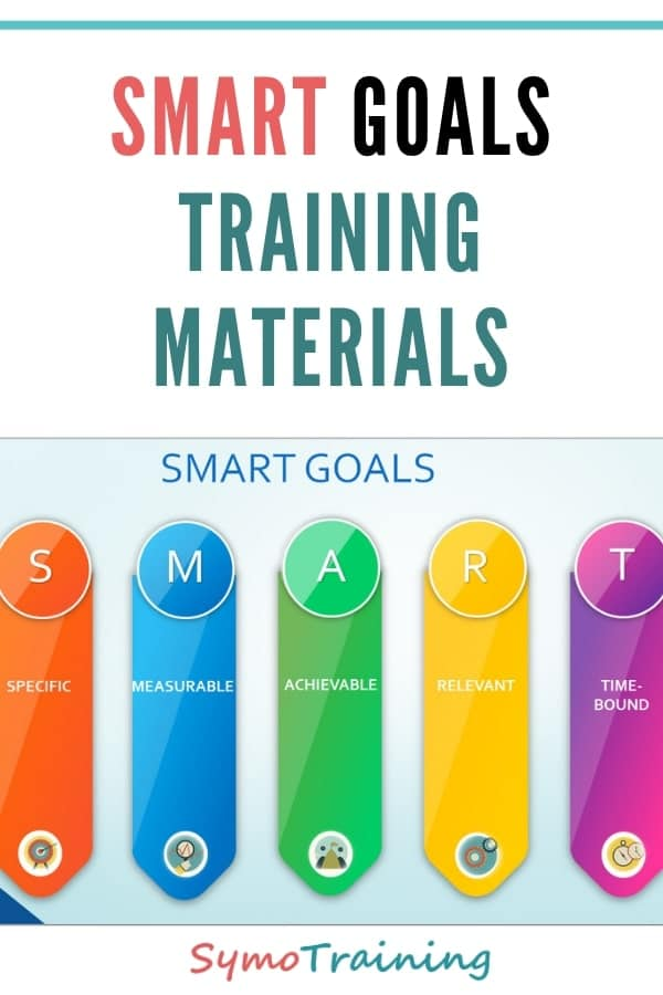 SMART goals and alignment training course