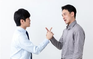 Conflict resolution lesson
