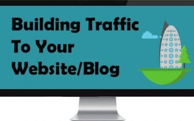 Building Traffic To Your Website/Blog Online Course