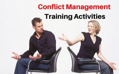 Conflict Management Training Activities & Ice Breakers for Adults