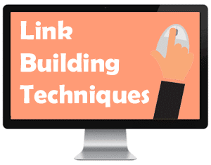 Link building and acquisition techniques
