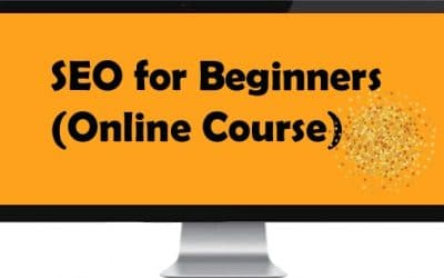 SEO Beginners Gold Dust Online Course