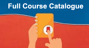 Training courses catalogue