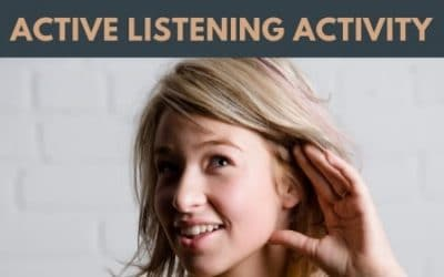 Active Listening Training Activity Exercise
