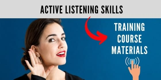 Buy the active listening course