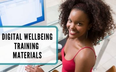 Digital Wellbeing Training Course Materials