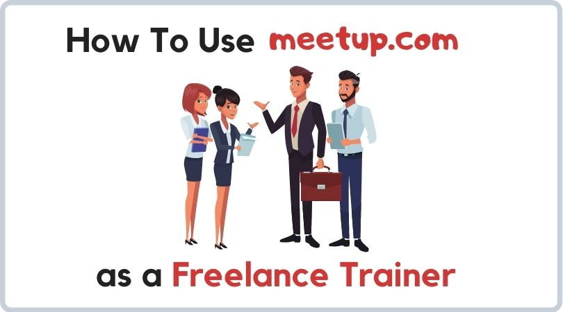 Using Meetup.com to offer training