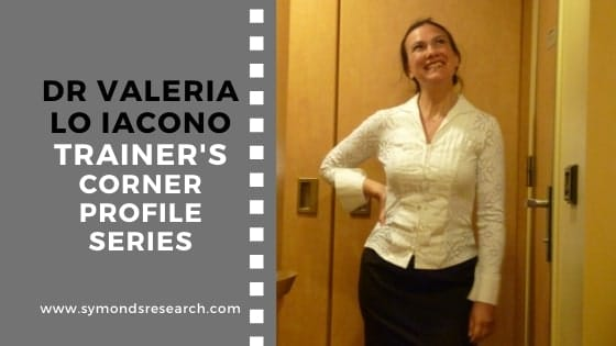 Interview with the teacher and trainer Dr Valeria Lo Iacono
