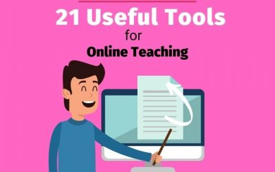 21 Tools For Online Teaching for Teachers,  and Freelance Corporate Trainers