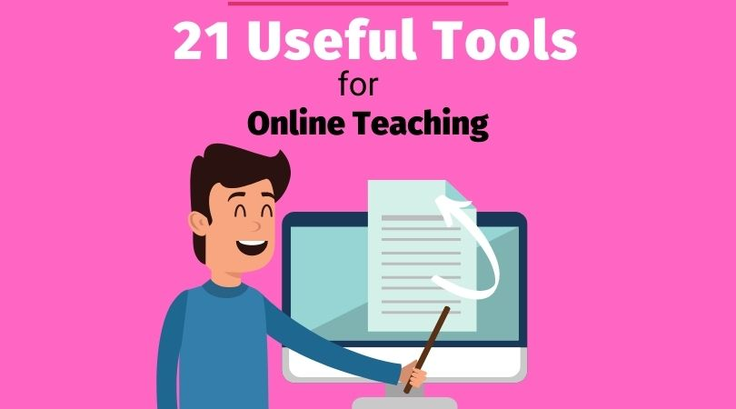 Best online teaching tools