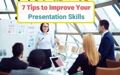 7 Essential Presentation Skills Examples, Techniques & Tips for Freelance Trainers