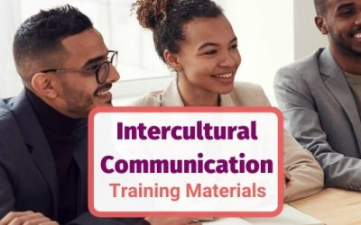 Intercultural Communication Training Course Materials