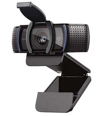 Logitech C920 webcam that teachers can easily use