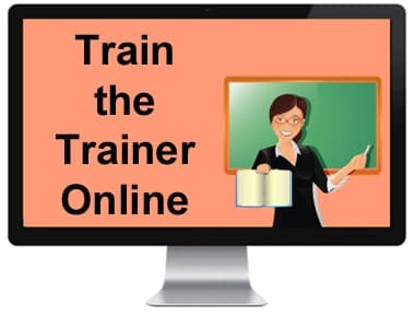 Train the trainer course online