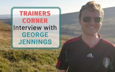 Trainers Corner Interview | with Dr George Jennings