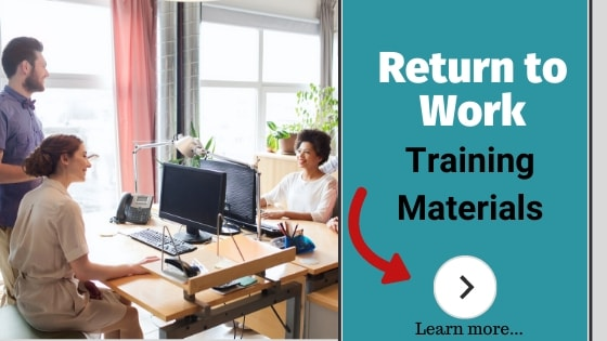 Return to Work PowerPoint and PPT slides