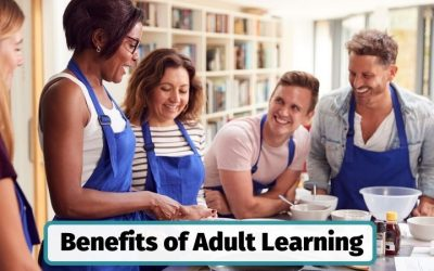 What Are the Benefits of Adult Learning and Education?