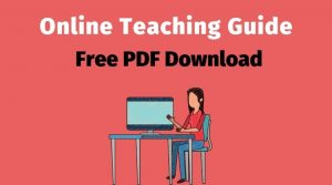 Free online teaching PDF guide