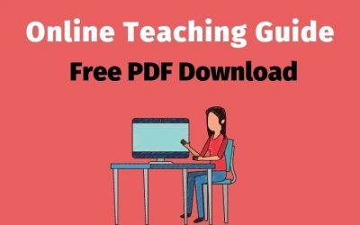Free Virtual Online Teaching Guide & PDF
