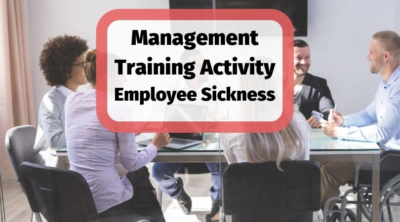 Management training activity