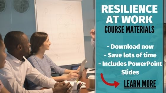 Resilience training materials