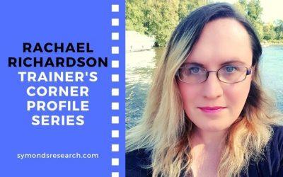 Rachael Richardson – Trainer Profiles Series