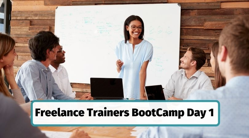 Freelance trainers bootcamp
