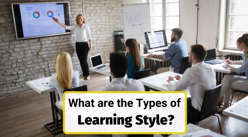 What are types of learning styles?