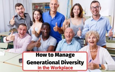 How to Manage Generational Diversity in the Workplace
