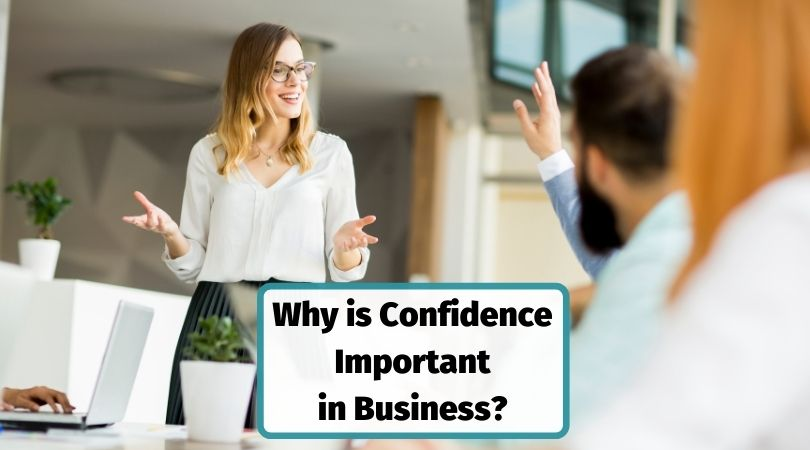 Importance of confidence in the workplace