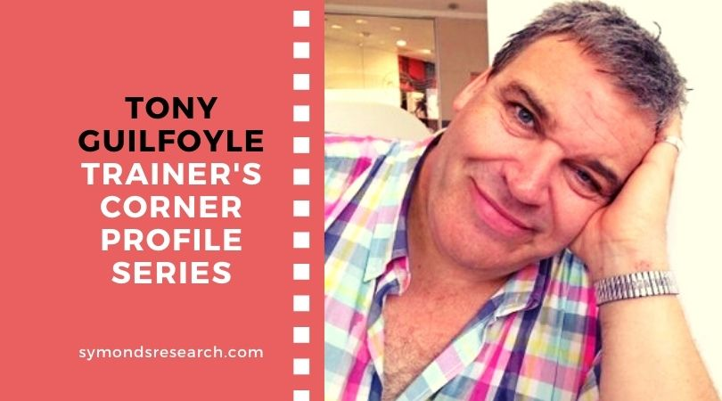 Tony Guilfoyle trainer in social care