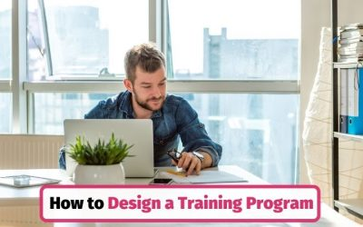 7 Tips for Designing a Training Program for Employees