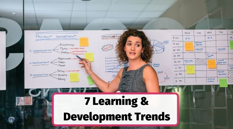 Learning and development trends for 2021